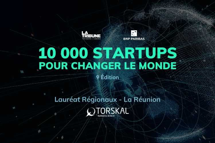 """Torskal is one of the winners of the first stage of """"Les 10 000 startups pour changer le monde"""" contest"""