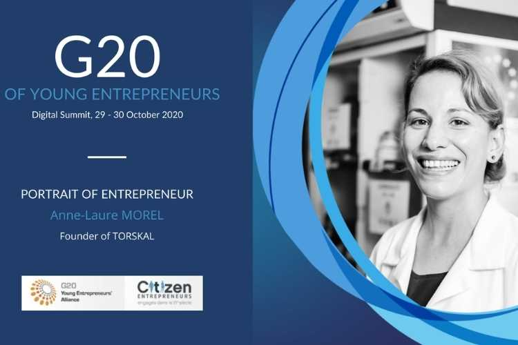 G20 YEA - Anne-Laure Morel