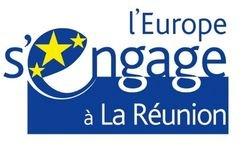 l'europe S'engage a la reunion Logo
